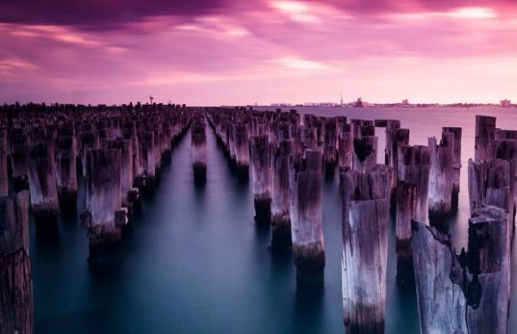 Photograph of the week: Princes Pier, Port Melbourne, Victoria, Australia – A Luxury Travel Blog