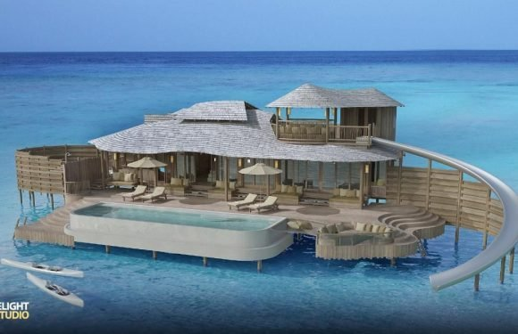 Soneva Fushi Announces New Water Retreats ·