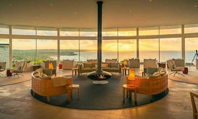 Southern Ocean Lodge voted Best Australian Resort ·