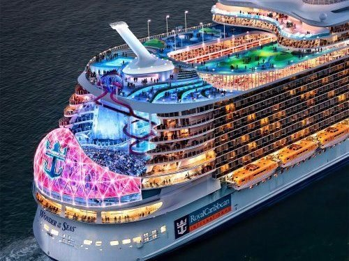 Royal Caribbean reveals homeport ·