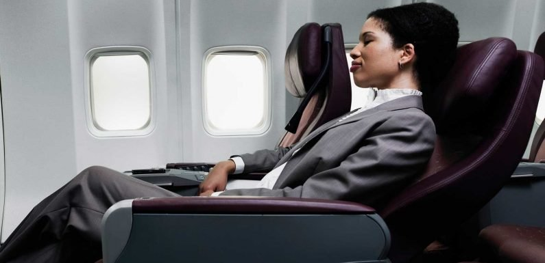 How to Make the Most of Flying Business Class (Video)