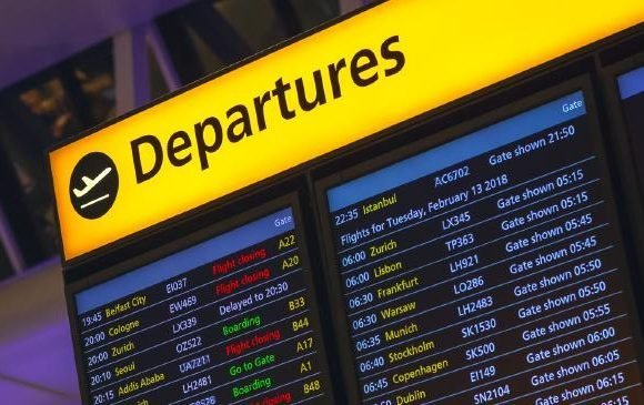 If you're heading to Melbourne Airport you may be subject to the change