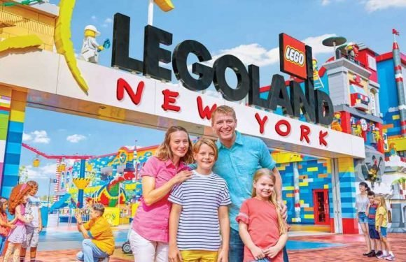 Legoland Just Announced the Opening Date of Its New York Park