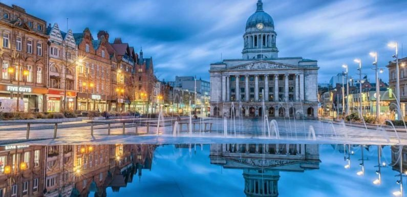 Best hotels in Nottingham