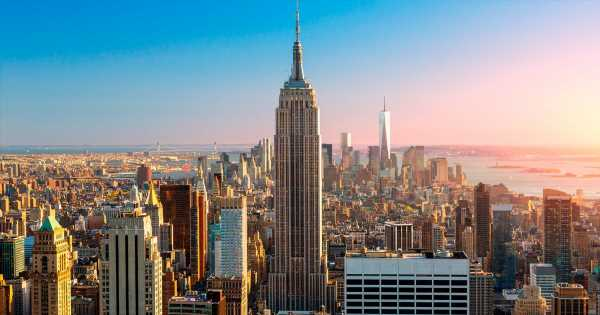 Virgin Atlantic currently has return flights to New York from £260pp