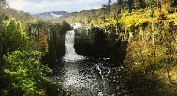 Visit some of UK's impressive natural wonders in the magnificent Durham Dales