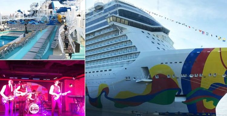 Norwegian Cruise Line's Norwegian Encore: Cabins, dining, entertainment & prices explained