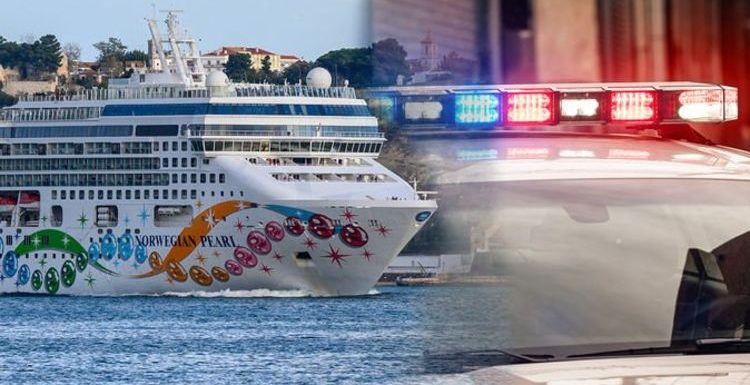 Cruise: Man arrested after violent attack on female passenger on Norwegian Cruise Lines