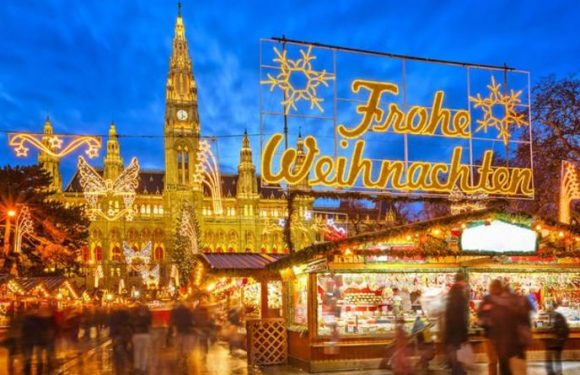 Give Viennese markets a whirl this Christmas