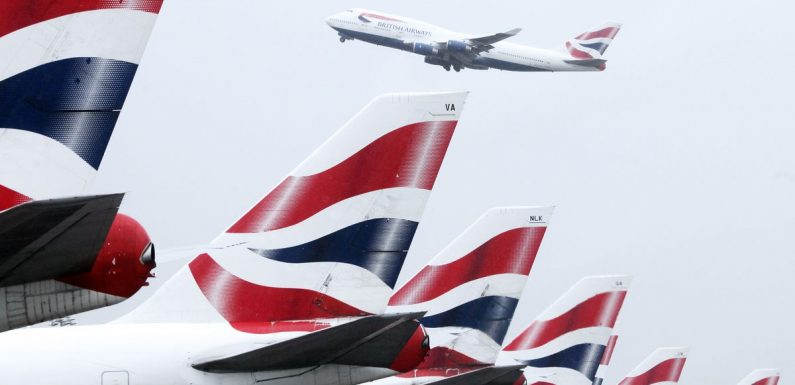 British Airways just slashed prices on holidays and business class upgrades