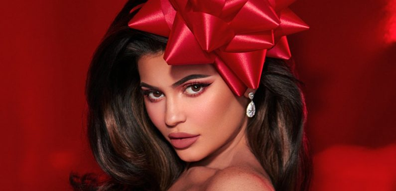Where To Get Kylie Cosmetics' Holiday 2019 Collection For A Festive Glow