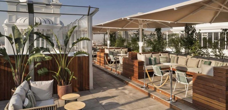 The best hotels in Madrid