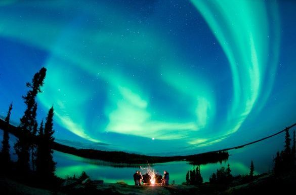 5 magnificent ways to see the Northern Lights in Canada ·