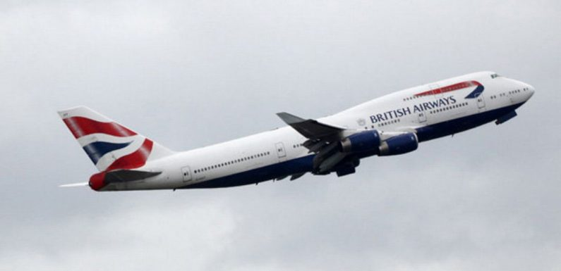British Airways security alert as 'hazardous team' rush to Heathrow Airport