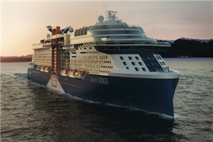 Celebrity Cruises Reveals First-Ever Sailing with All-Female Bridge, Officer Teams