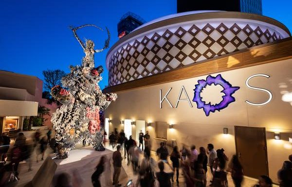 After Only Seven Months, Palms Las Vegas Closes KAOS Day and Nightclubs