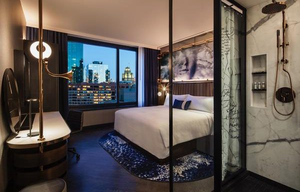 Hotel EMC2 Introduces Robot Experience Package