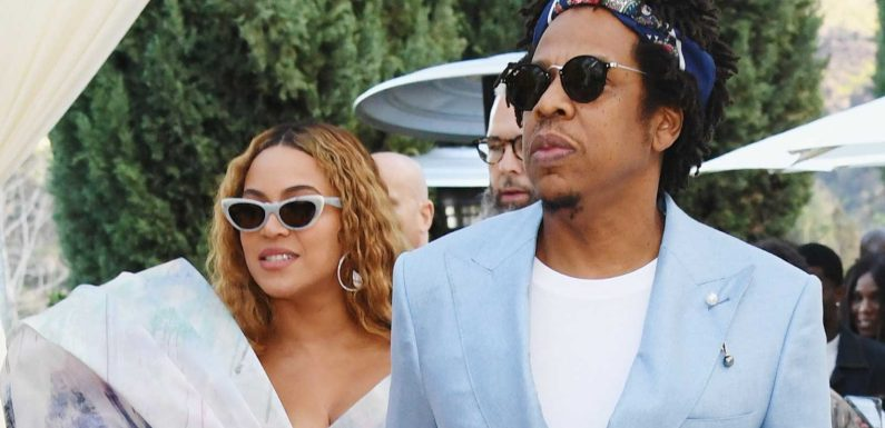 Beyoncé and Jay-Z Leave the Kids at Home for Luxurious Yacht Day With Her Mom and Step-dad