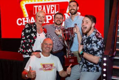 Globus family of brands has crowned its first ever Travel Champions ·