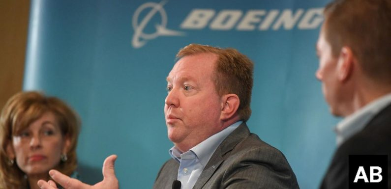 Boeing's commercial airplanes chief Stanley Deal faces first big test at Dubai Airshow