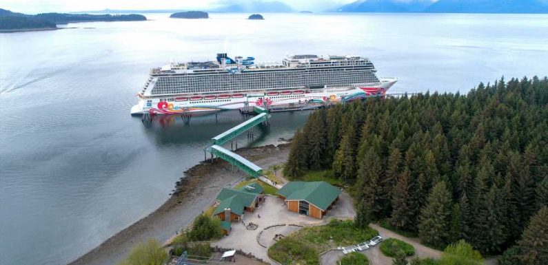 High speed gondola planned to transport NCL cruisers at Icy Strait Point
