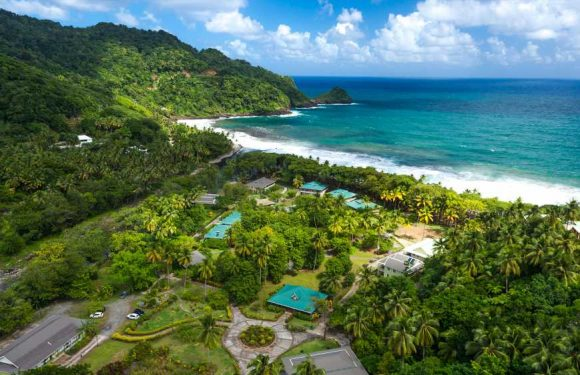 Dominica Rosalie Bay resort to reopen in February 2020