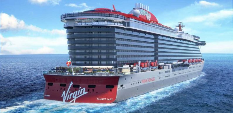 Virgin Voyages second ship Valiant Lady