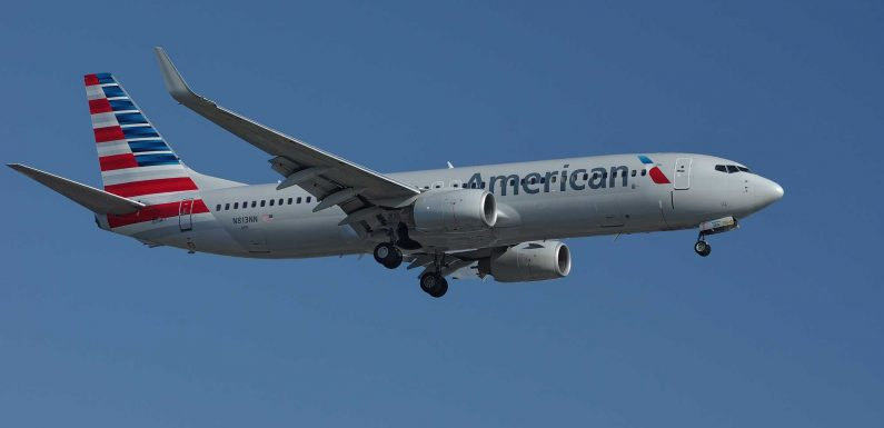 AA extends basic economy fares to South American routes