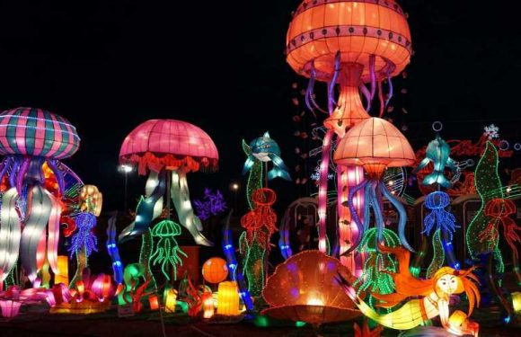 The Largest Lantern Festival in North America Is a Truly Dazzling Display — and It's Coming to New York in Time for the Holidays