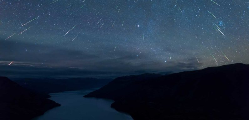 A 'Unicorn' Meteor Storm May Be on Its Way This Week — Here's Where You Can See It