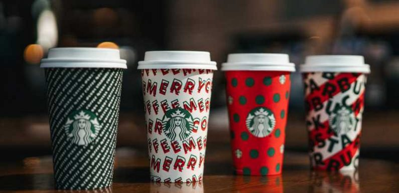 Starbucks' Holiday Drink Menu Is Finally Here — and You Can Get a Free Reusable Cup With Your Purchase