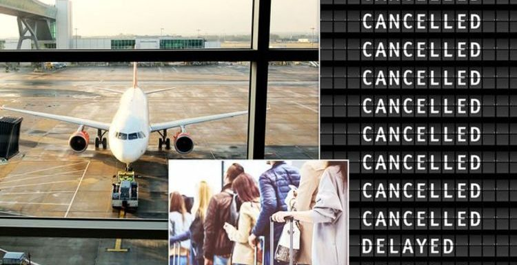 Travel warning: Gatwick Airport flights to face disruption due to France strikes