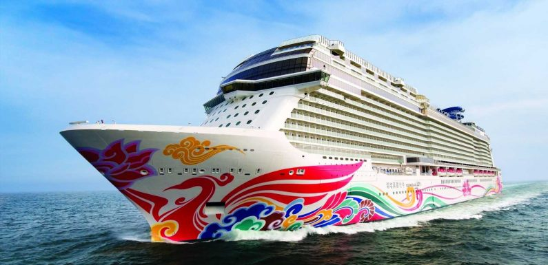 Norwegian Joy cruise passengers evaluated for illnesses in Los Angeles – again