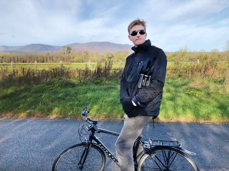 An adventure on the Waterford Greenway – a place where no cars go