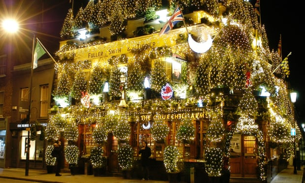 10 great pubs, chosen by Santa and other Christmas workers