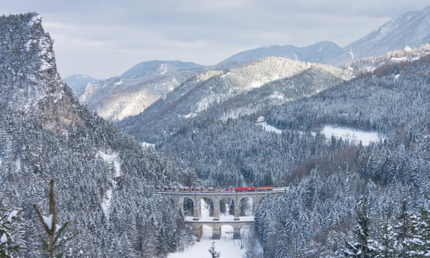 Snow patrol: 10 great winter train journeys in Europe
