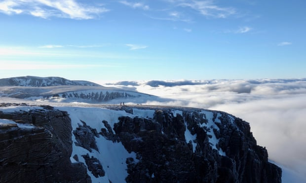 Cold mountain: a winter skills course in the Scottish Highlands