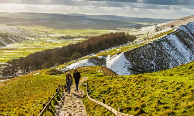 10 great winter walks in the UK: readers' tips