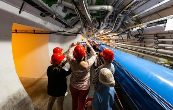 Fun, physics and the God particle: a tour of Cern, Switzerland