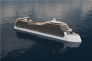 Residential Cruise Ship to Launch in 2023 With Opportunities for Travel Advisors