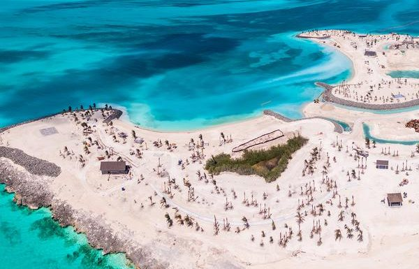 MSC Cruises Welcomes First Guests Ocean Cay MSC Marine Reserve