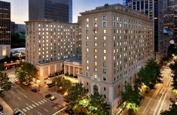 Seattle's Fairmont Olympic to Renovate