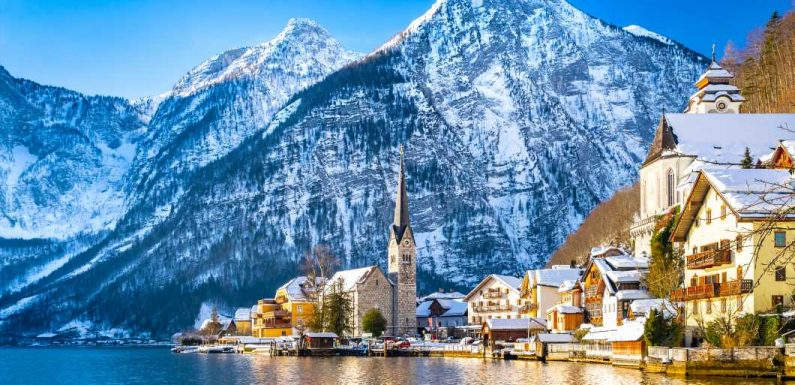 Amazing mountain towns to visit in the winter