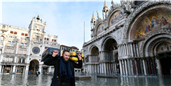 9 photos show flooding in Venice that has caused more than $1 billion in damages to the city's homes and historical sites