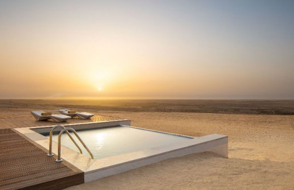 Discover an immersive luxury resort in Tunisia ·
