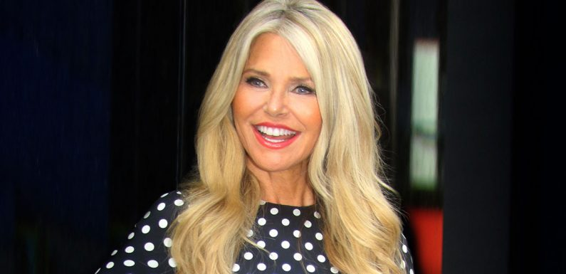 Christie Brinkley named Seven Seas Splendor godmother