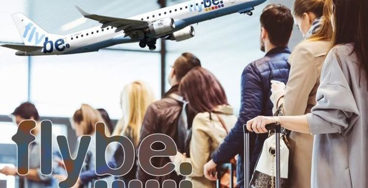 Flybe ticket-holders reveal their fears amid airline crisis
