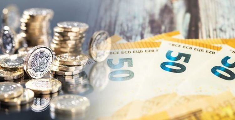 Pound to euro exchange rate: Sterling under pressure – should you wait to buy euros?