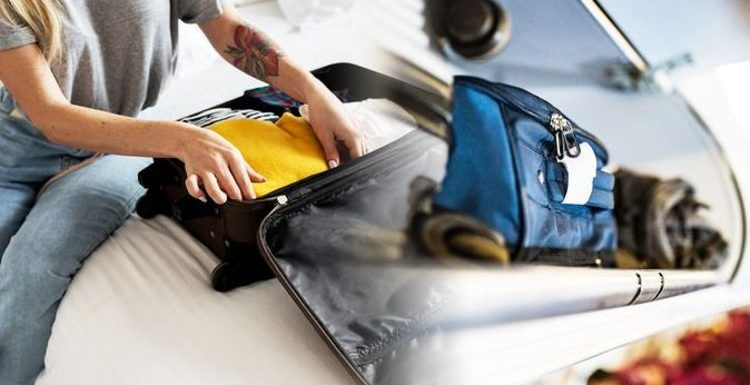 Hand luggage: Pack this household item to avoid excess baggage weight – would you try it?