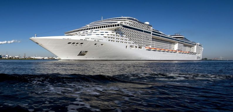 Major cruise lines cancel multiple sailings as Coronavirus threat continues